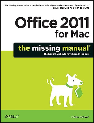 Office 2011 for Macintosh By Grover, Chris